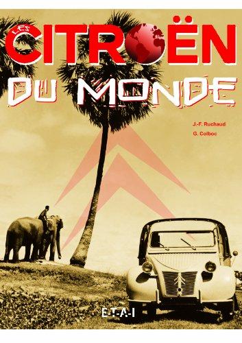 Les Citroën du monde