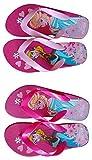 Disney Frozen Flip Flop Badelatschen Zehentreter Anna & Elsa Eiskönigin