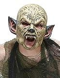 Generique - Orks-Maske aus Latex