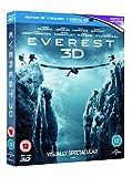 Everest [Edition: United Kingdom] [Blu-ray 3D + Blu-ray + Digital HD UltraViolet]
