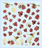 Creapop Hobby Design Sticker * Marienkäfer * 3452317