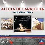 Alicia de Larrocha - Three Classic Albums