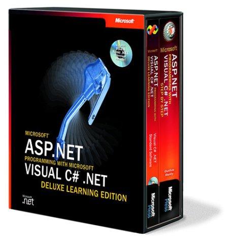 Microsoft ASP .NET Programming with Microsoft Visual C sharp .NET, w. 4 CD-ROMs (Pro-Developer) Sharp Electronics Cd