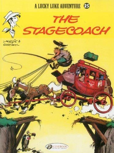 The Stagecoach: Lucky Luke Vol. 25 (Lucky Luke Adventures) by Goscinny, R. (2011) Paperback