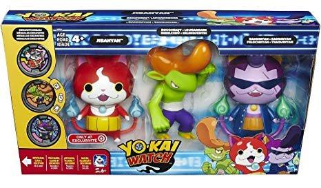 Baby Alive - Pack 3 Figuras yo-Kai