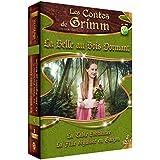 Les contes de Grimm - Coffret 3 DVD - Vol.3 La Belle au bois dormant - La table enchantée - La fille déguisée en garçon