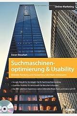 Suchmaschinenoptimierung & Usability - Website-Ranking und Nutzerfreundlichkeit verbessern Kindle Ausgabe