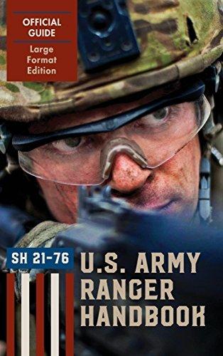 Ranger Handbook /Allegro / Large Format Edition by Ranger Training Brigade (2016-02-11)