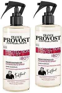 Franck Provost Protection Expert Hitzeschutz-Spray, 300 ml, 2er Pack (2 x 300 ml)