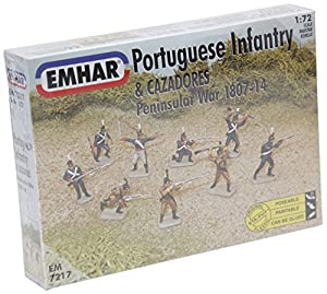 Emhar - Figura para modelismo (EM7217)