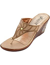 Travellars Women's Synthetic Fashion Sandals