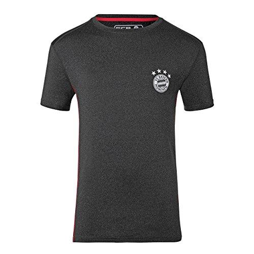 FC Bayern Múnich Sports–Camiseta, antracita, extra-large