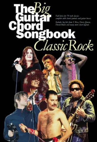 The Big Guitar Chord Songbook: Classic Rock