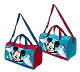 Mickey Mouse 2018 Bolsa de Deporte Infantil, 38 cm