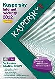Kaspersky Internet Security 2012 3 Lizenzen Upgrade (DVD-Box)