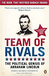 Team of Rivals: The Political Genius of Abraham Lincoln by Goodwin, Doris Kearns (2009) Paperback