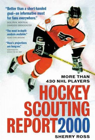 Hockey Scouting Report 2000 por Sherry Ross