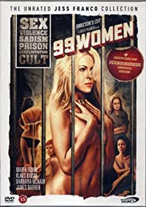 99 femmes (99 Women) (1969) Director's Cut Version English Audio) + XXX Version French Audio) (Origine Scadinavian)