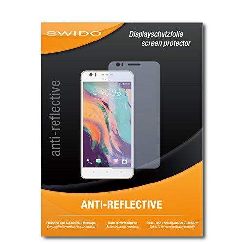 3 x SWIDO® Displayschutzfolie HTC Desire 10 Lifestyle Displayschutz Folie