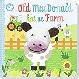 Little Learners - Old MacDonald hat 'ne Farm: mit kuschelweicher Fingerpuppe