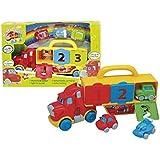 Tachan - Camión con 3 coches (CPA Toy Group 68090)
