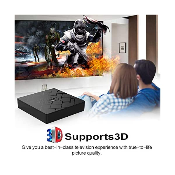 Bonve-Pet-Android-81-TV-Box-4K-Botier-TV-4GB-RAM64GB-ROM-2019-Dernire-Version-HK1-Max-S-Android-81-Smart-TV-Android-Box-avec-HDDual-WiFiH265-4K-3D-BT41-Cadeau-pour-Noel