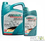 Addinol Super light 0540 · SAE 5W-40 / 6 Liter 5+1 Liter