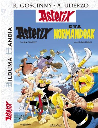 Astérix Eta Normandoak