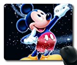 Micky Disney animated film Mouse Pad/Mouse Mat Rectangle by ieasycenter