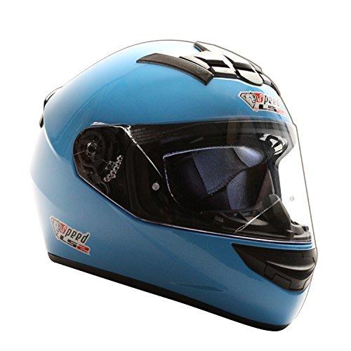 LS2 FF352 Rockie - Casco integral de moto, unisex, en varios colores, + 1pasamontañas