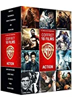 Collection de 10 films action Warner - Coffret DVD