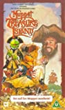 Muppet Treasure Island (1996) (Disney) [VHS]