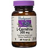 Bluebonnet Nutrition, L-Carnitine, 500 mg, 60 Capsules végétales