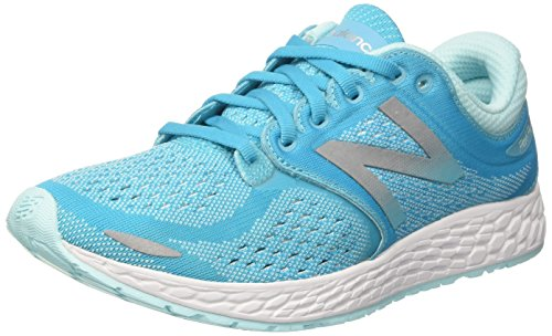 New Balance Fresh Foam Zante V2 Scarpe Running Donna, Blu (Blue/White) 37 EU