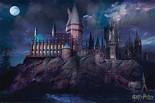 Wizarding World Harry Potter - Póster de Hogwarts