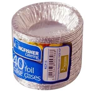 40 pirottini in alluminio