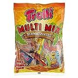 Trolli Multi Mix Schmatzinsel Fruchtgummi, 400 g