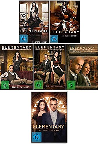 Staffel 1-6 (36 DVDs)