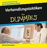 Image de Verhandlungstaktiken für Dummies Hörbuch