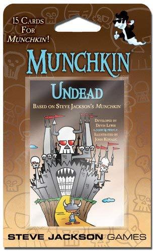 Steve Jackson Games Munchkin - Undead Expansion - Ingles