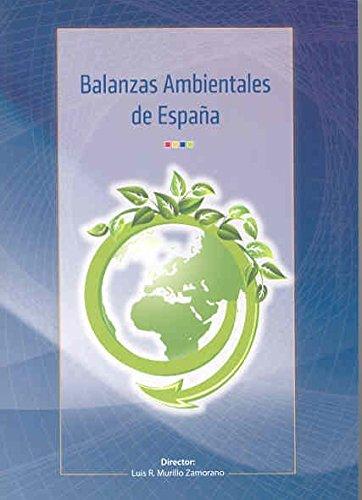 Balanzas ambientales de España