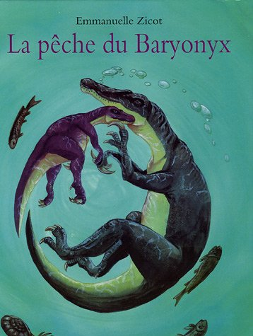 La pêche du Baryonyx