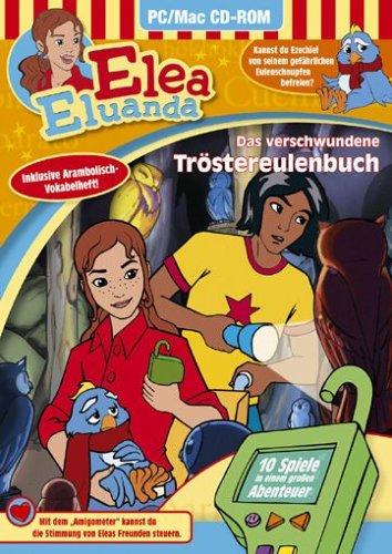 Elea Eluanda - Das verschwundene Tröstereulenbuch