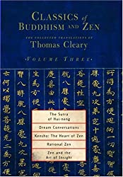 Classics of Buddhism and Zen vol.3 - The Collected Translations of Thomas Cleary