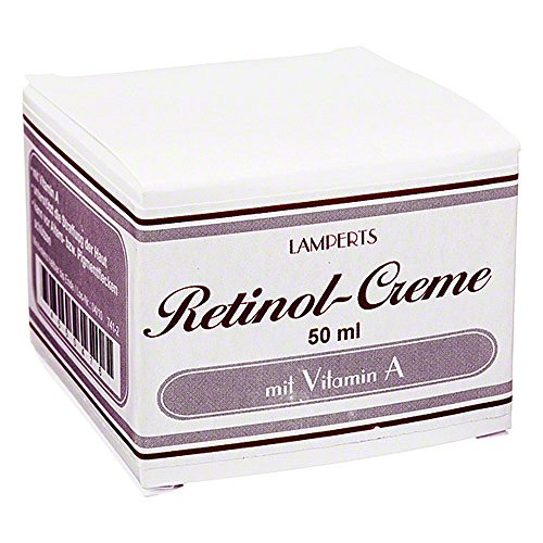 Lamperts Retinol-Creme mit Vitamin A