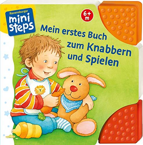 Mein erstes Buch zum Knabbern und Spielen: Ab 9 Monaten (ministeps Bücher)