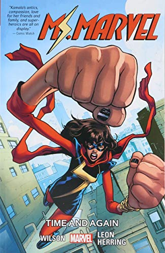 Ms. Marvel Vol. 10: Time and Again (Ms. Marvel (2014), Band 10) (Ms Marvel Vol 1)