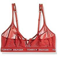 تومي هيلفيجر صدرية للنساء مقاس M ، احمر