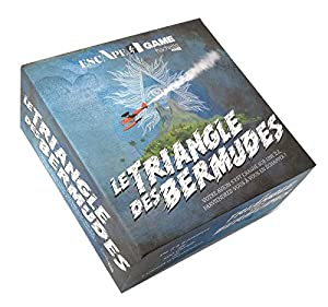 Boite Escape Game Triangle des Bermudes