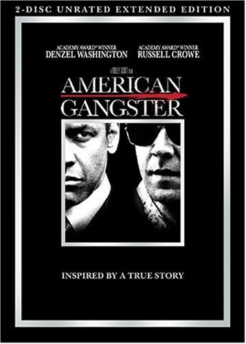 American Gangster (2-Disc Unrated Extended Edition) by Denzel Washington